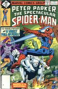 Spectacular Spider-Man (1976 1st Series) Whitman Variants 25