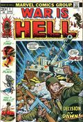 War is Hell (1973 Marvel) National Diamond 1NDS