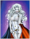 Lady Death Naughty Artbook HC (2016 Coffin Comics) Limited Edition 1S-1ST