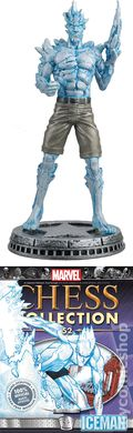 Marvel Chess Collection (2014- Eaglemoss) Figure and Magazine #052