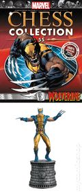 Marvel Chess Collection (2014- Eaglemoss) Figure and Magazine #055