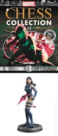 Marvel Chess Collection (2014- Eaglemoss) Figure and Magazine #058
