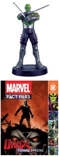 Marvel Fact Files Special (2014 Eaglemoss) Model and Magazine #SP6