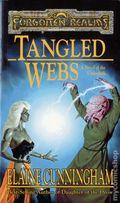 Forgotten Realms Tangled Webs PB (1998 TSR) A Novel of the Underdark 1-1ST