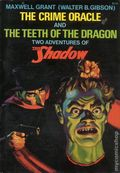 Crime Oracle and the Teeth of the Dragon SC (1975 Dover) Two Adventures of the Shadow 1-1ST