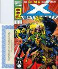 X-Factor (1986 1st Series) 71TJSIGNED