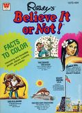Ripley's Believe It Or Not Coloring Book SC (1979 Whitman) #1072