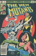 New Mutants (1983 1st Series) Canadian Price Variant 5