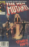 New Mutants (1983 1st Series) Canadian Price Variant 21
