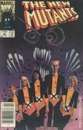 New Mutants (1983 1st Series) Canadian Price Variant 24