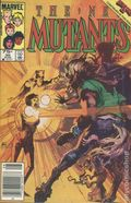 New Mutants (1983 1st Series) Canadian Price Variant 30