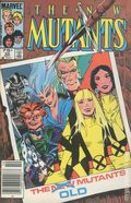 New Mutants (1983 1st Series) Canadian Price Variant 32