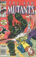 New Mutants (1983 1st Series) Canadian Price Variant 33