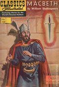 Classics Illustrated 128 Macbeth (1955) 7TWIN