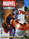 Marvel Fact Files SC (2013- Eaglemoss) Magazine Only 5