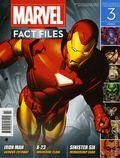 Marvel Fact Files SC (2013- Eaglemoss) Magazine Only 3
