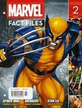 Marvel Fact Files SC (2013- Eaglemoss) Magazine Only 2