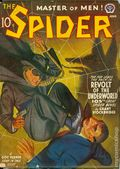 Spider (1933-1943 Popular Publications) Pulp Jun 1942