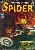 Spider (1933-1943 Popular Publications) Pulp Jan 1943