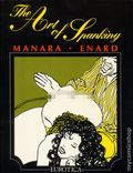Art of Spanking SC (1993 NBM) By Milo Manara 1-REP