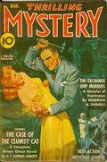 Thrilling Mystery (1935-1947 Standard) Pulp Vol. 20 #2