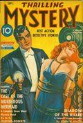Thrilling Mystery (1935-1947 Standard) Pulp Vol. 19 #2