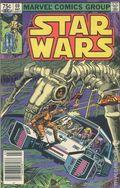 Star Wars (1977 Marvel) Canadian Price Variant 69B