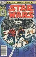 Star Wars (1977 Marvel) Canadian Price Variant 72