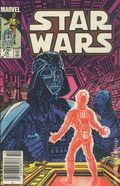 Star Wars (1977 Marvel) Canadian Price Variant 76