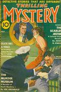 Thrilling Mystery (1935-1947 Standard) Pulp Vol. 18 #3