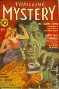 Thrilling Mystery (1935-1947 Standard) Pulp Vol. 17 #2