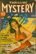 Thrilling Mystery (1935-1947 Standard) Pulp Vol. 20 #3