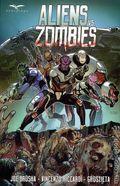 Aliens vs. Zombies TPB (2016 Zenescope) 1-1ST
