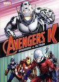 Avengers K GN (2016-2017 Marvel) 1A-1ST