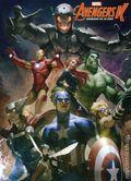 Avengers K GN (2016-2017 Marvel) 1B-1ST