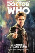 Doctor Who HC (2016 Titan Comics) The 8th Doctor 1-1ST