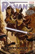 Star Wars Kanan The Last Padawan TPB (2015-2016 Marvel) 2-1ST