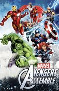 Marvel Universe All-New Avengers Assemble TPB (2015-2016 A Marvel Digest) 4-1ST