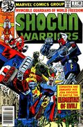 Shogun Warriors (1979) 2