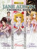 Jane Austen Coloring Book SC (2016 Udon) Manga Classics 1-1ST