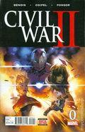 Civil War II (2016 Marvel) 0A