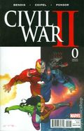 Civil War II (2016 Marvel) 0B
