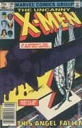 Uncanny X-Men (1963 1st Series) Canadian Price Variant 169