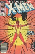 Uncanny X-Men (1963 1st Series) Canadian Price Variant 199