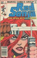 Red Sonja (1983 3rd Marvel Series) Canadian Price Variant 1