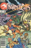 Thundercats (1985 1st Series Marvel) Canadian Price Variant 2