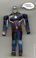 Build Your Own Captain America (2016 Marvel) ITEM#1