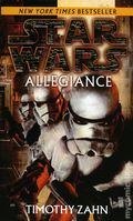 Star Wars Allegiance PB (2007 Del Rey Novel) 1-1ST