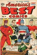 America's Best Comics (1942) Canadian 12(#14)