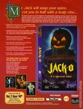 Jack-O Media Press Kit (1995 TEG) KIT-1995